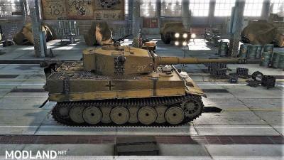 Sgt_Krollnikow51's Skin for Japan Tiger I , 5 photo
